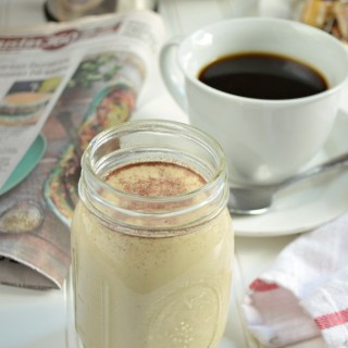 Tres Leches Coffee Creamer Recipe {Plus How To Make French Press Coffee}