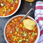 Brisket and Chicken Brunswick Stew