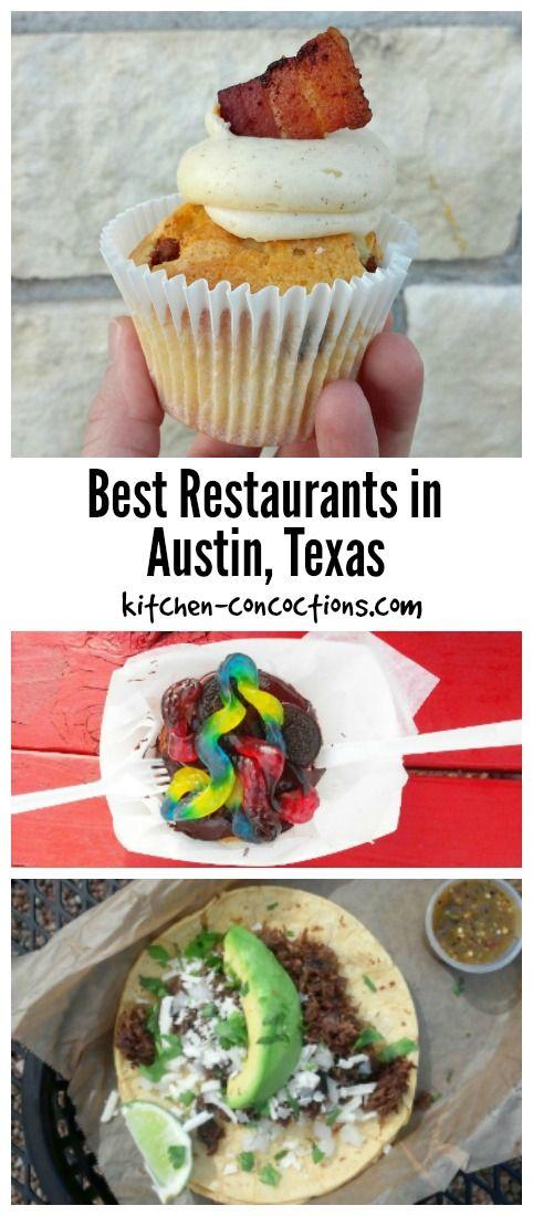 Best Restaurants in Austin, Texas