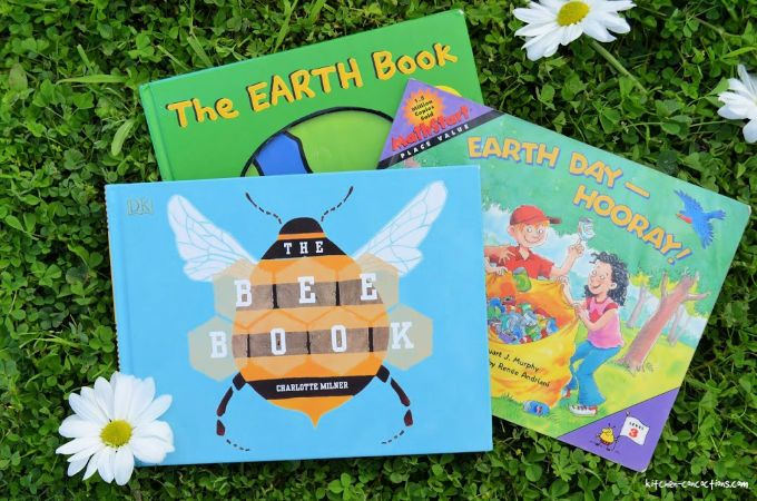 Earth Day Books for Preschoolers to Celebrate Spring