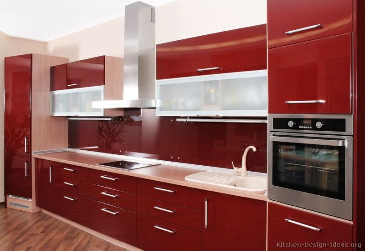 Kitchen Cabinets Designs 2012 Retro Design