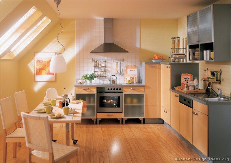 Europe Kitchen Design