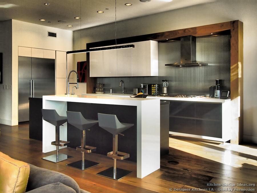 Designer Kitchens LA - Pictures of Kitchen Remodels on Modern:0Bjn4Cem9Be= Kitchen Counter  id=94417