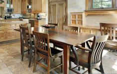 15 Resourceful Rustic Kitchen Table That Will Make Your Home Unique