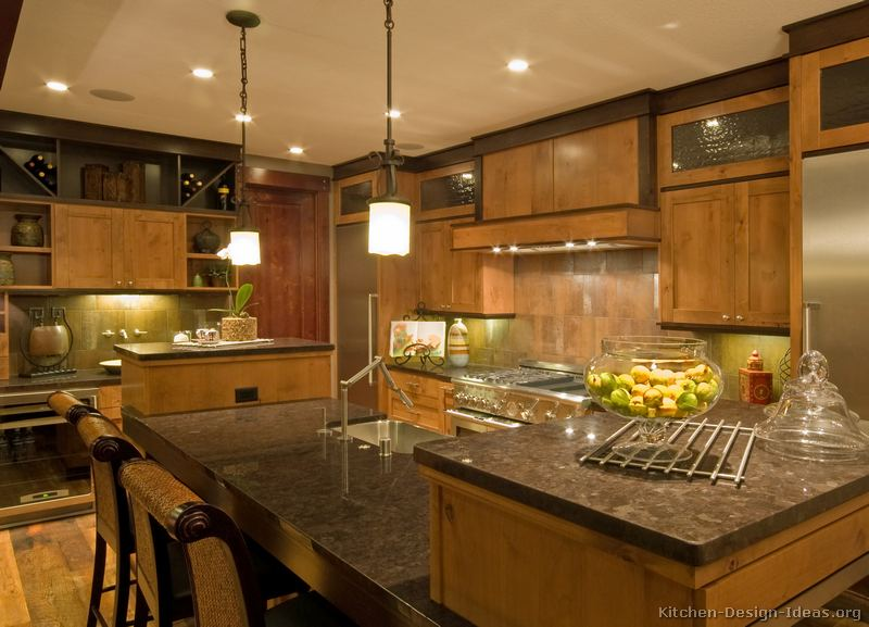 Rustic Kitchen Designs - Pictures and Inspiration on Rustic:fkvt0Ptafus= Farmhouse Kitchen Ideas  id=52057