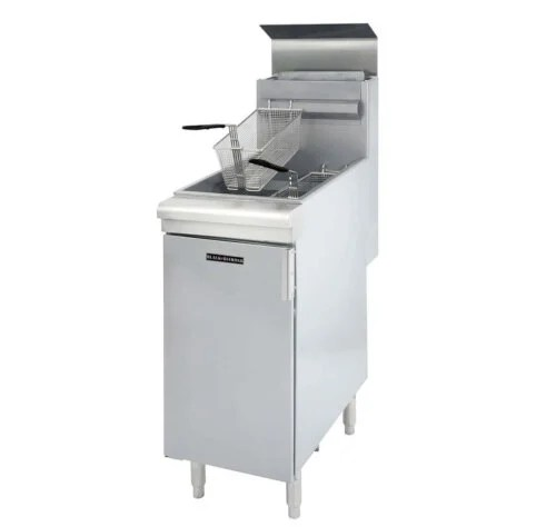 Black Diamond Commercial Deep Fryer Gas 90K BTU NG