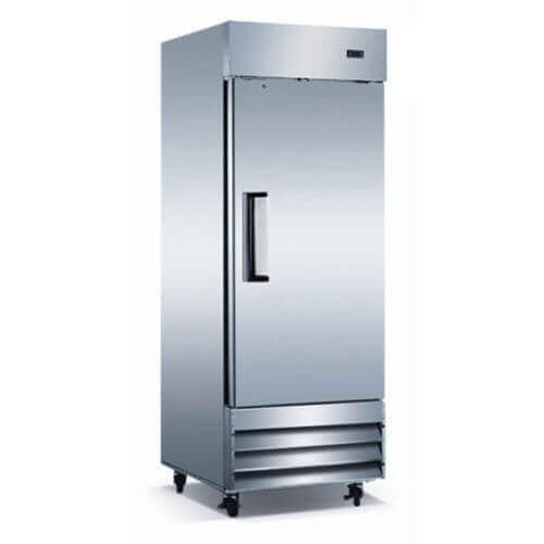Commercial Reach In Freezer 1 Door 23 Cu. Ft. U-Star