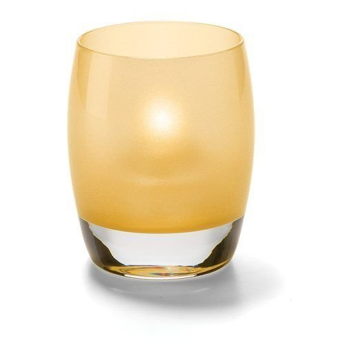 Hollowick 6404SG Contour Votive for HD8, HD12, or HD15, Satin Gold