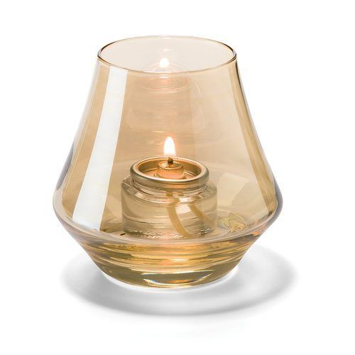 Hollowick 6955G Chime Votive Lamp for HD8 or HD15, Gold Lustre