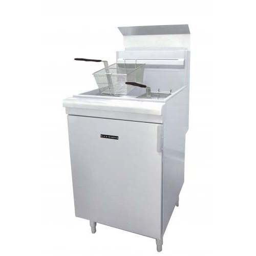 Gas Deep Fryer 150k btu