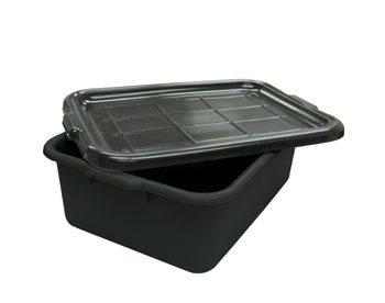 Dish Box Black