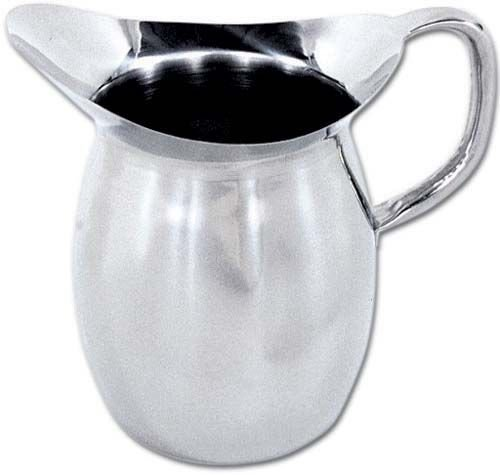 Deluxe Bell Pitcher 3-1/8 qt.