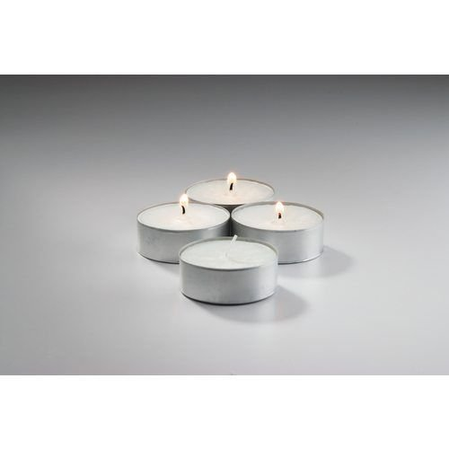 Hollowick MTL12W-240 Select Wax Mega Tealight Candle, 2.25x.88