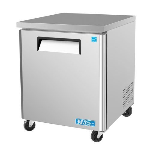 Turbo Air MUF-28 7-cu ft Undercounter Freezer w/ (1) Section & (1) Door
