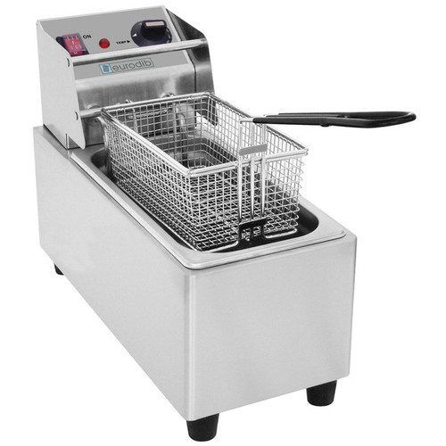 Eurodib SFE01820 Electric Countertop Fryers 3L, 120V