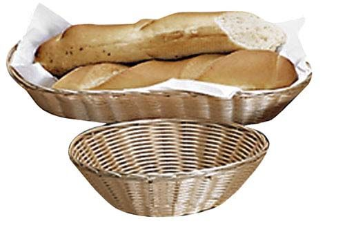 Bread Basket Measure 9-1/2″ diameter x 6-1/4″ x 3″ deep