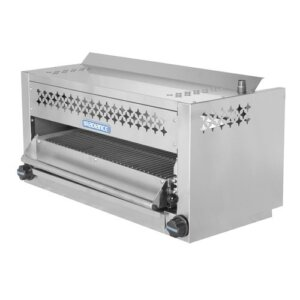 "Turbo Air 36"" Stainless Steel Salamander Broiler Gas 35,000 BTU LP"