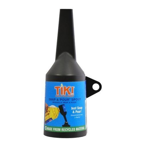 Hollowick TK09031 Snap & Pour Spout for Tiki Brand Refillable Fuel Cell, 2×5.75