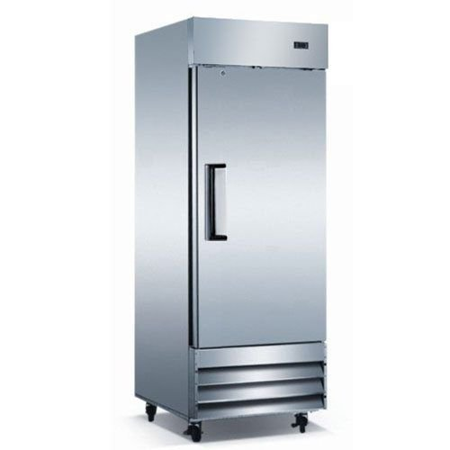 Narrow Depth Single Door Reach In Freezer 19 cbft U-Star
