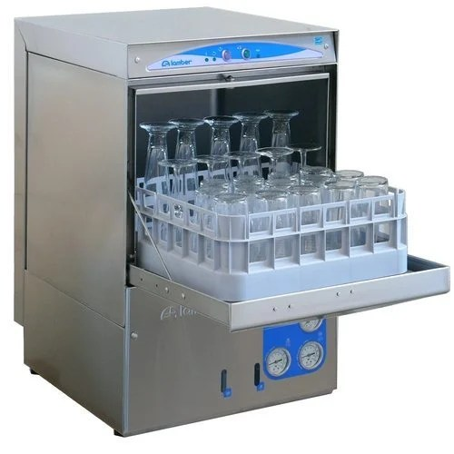 High-Temperature Glass Washer