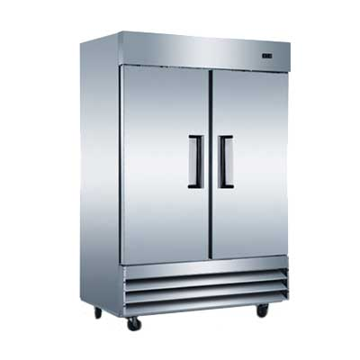Commercial Reach In Freezer 2 Door 48 Cu. Ft. U-Star