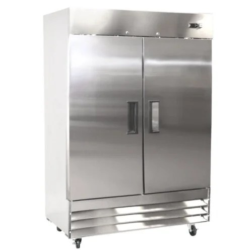 Commercial Freezer 2 Door 48 Cu Ft Reach-In