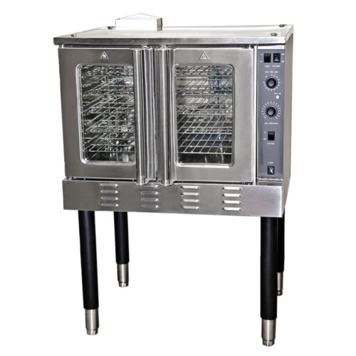 Commercial Convection Oven Full Size Single Deck 54K BTU