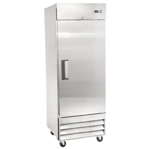 Commercial Refrigerator 23CF Reach-In Solid Door Single Section