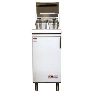 Commercial Deep Fryer Gas 90K BTU NG