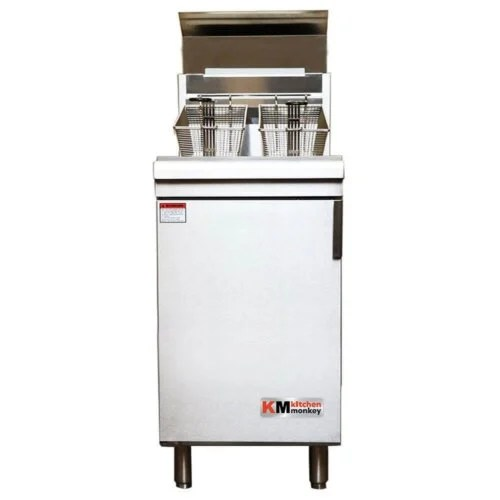 Commercial Deep Fryer Gas 150K BTU LPG