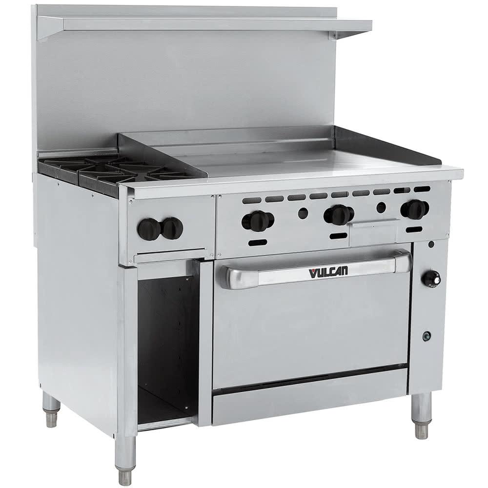 Vulcan Ovens Large Kitchen Appliances Dandk Organizer