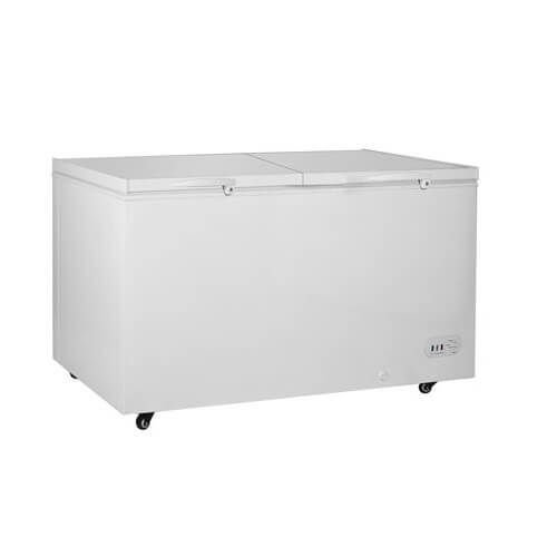 Chest Freezer Double Door 16 CU FT