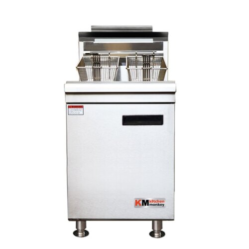 Commercial Deep Fryer Countertop 60 NG
