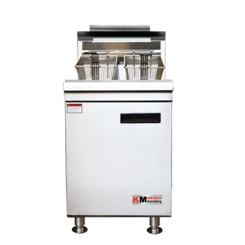 Commercial Deep Fryer Countertop 75 LPG