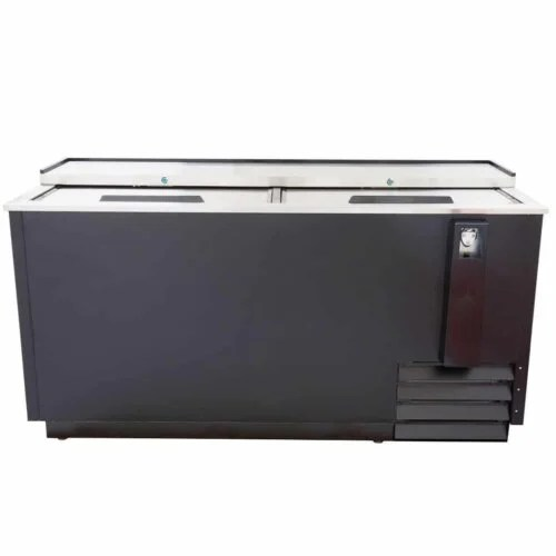 Horizontal Bottle Cooler 65 Inches