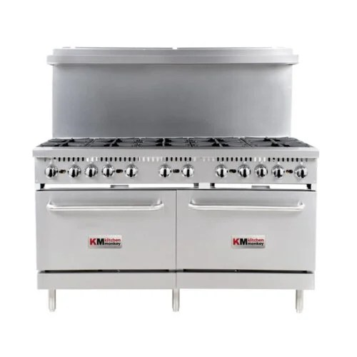 Commercial Gas Stove 60 inches NG 10 Burner