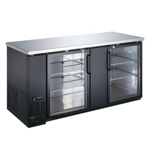 Commercial Undercounter Refrigerator 69 Inches