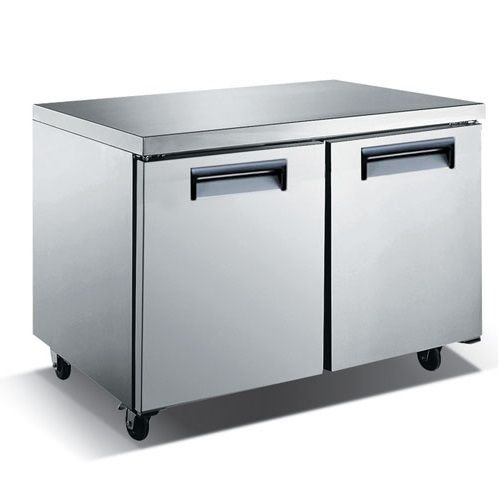 Undercounter Freezer 2 Door