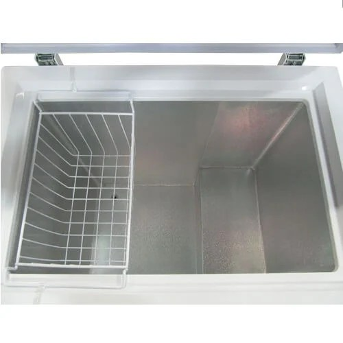 Chest-Freezer-KM Kitchen Monkey-Interior