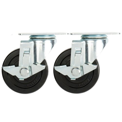 Set of 4 Casters for our Commercial Refrigeration Units