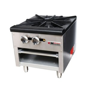 Single Burner Stock Pot Range NG 80K BTU