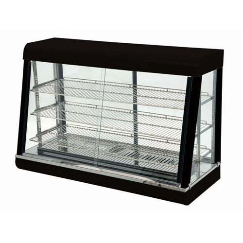 KM Kitchen Monkey Heated Display Case 48 Inches