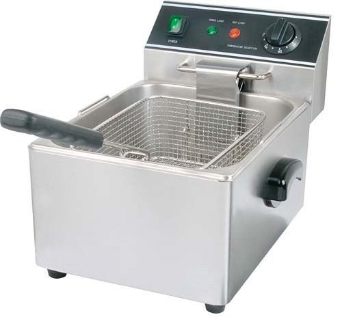 Single Tank Deep Fryer