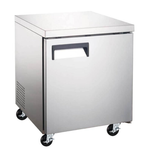 One Door Undercounter Freezer 6CF 27 Inches KM Kitchen Monkey