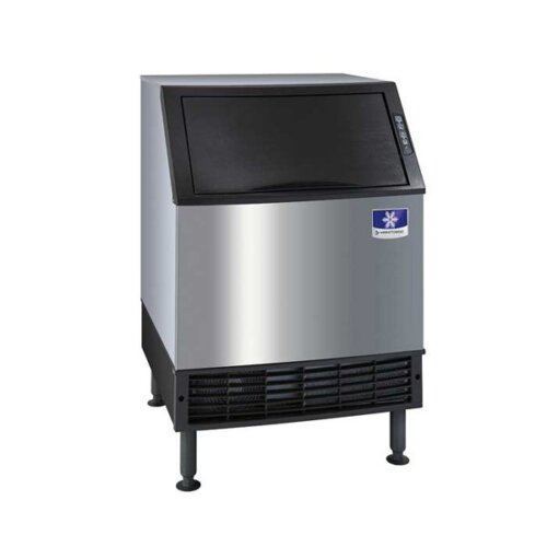 Undercounter ice maker 90 lbs regular cube air-cooled