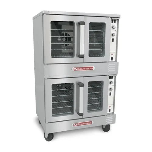Double Full Size Convection Oven 38 Inch NG 108,000 BTU