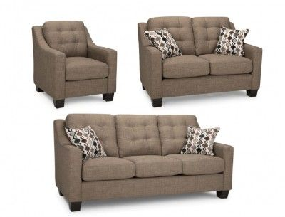upholstery pattern brown fabric sofa love seat chair
