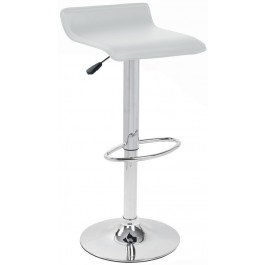 Baceno Bar Stool -White