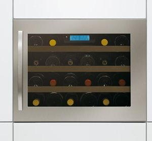 In-Column Single Zone Wine Cabinet H 455mm