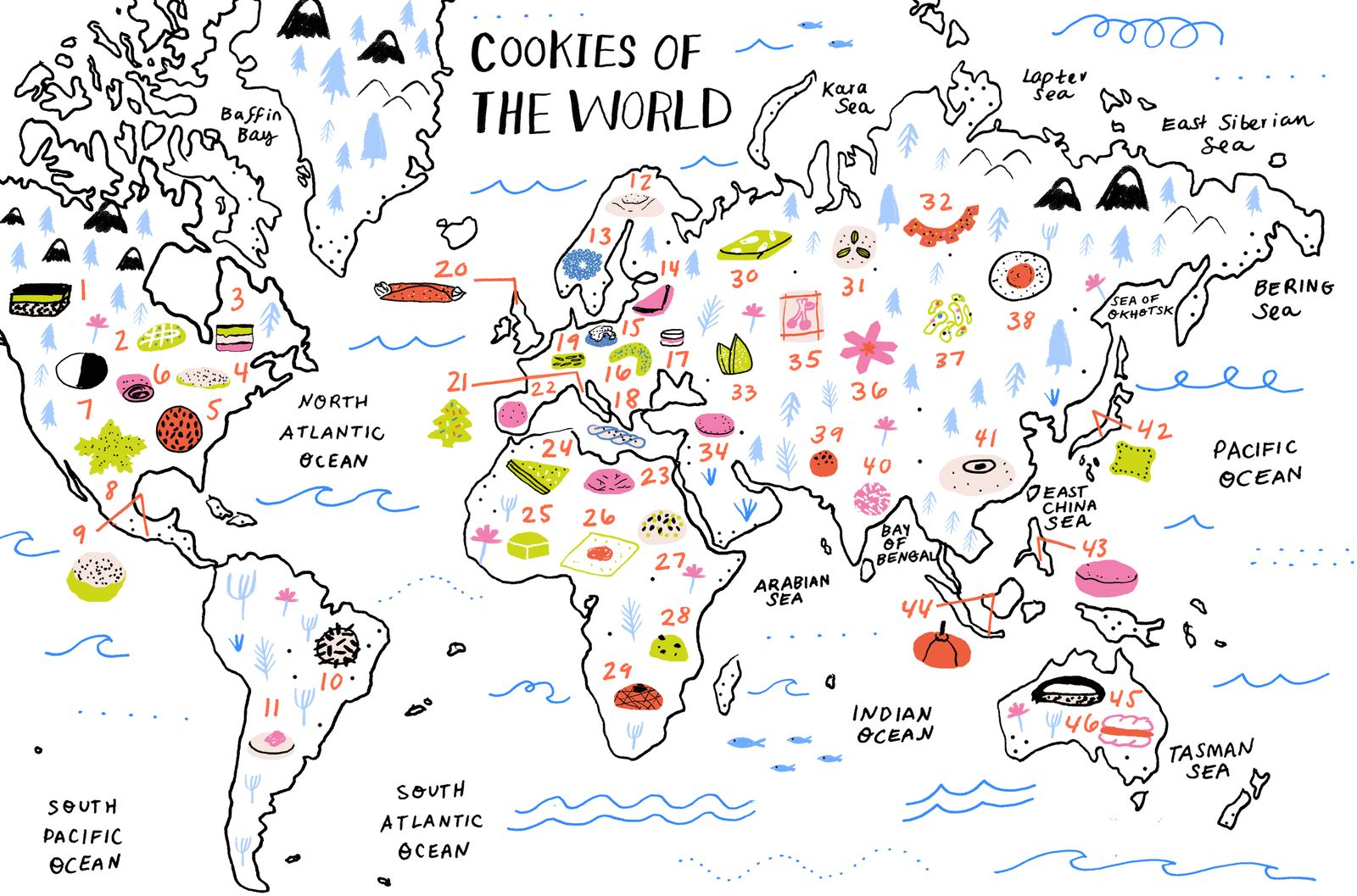 Cookies Of The World By Food52 26 Nigerian Coconut